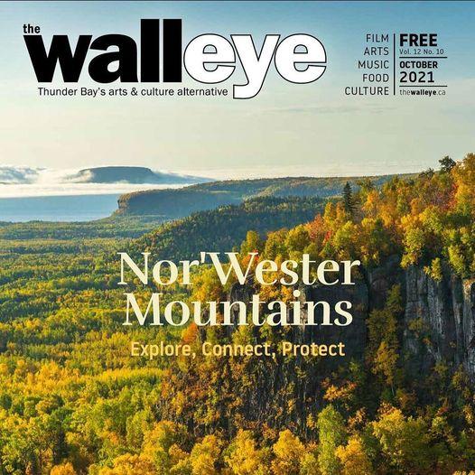 The Walleye - Thunder Bay Arts and Culture Mag